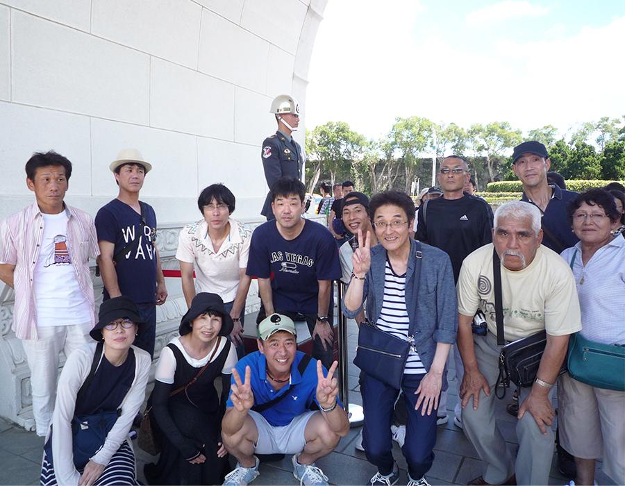 2018年 台湾旅行