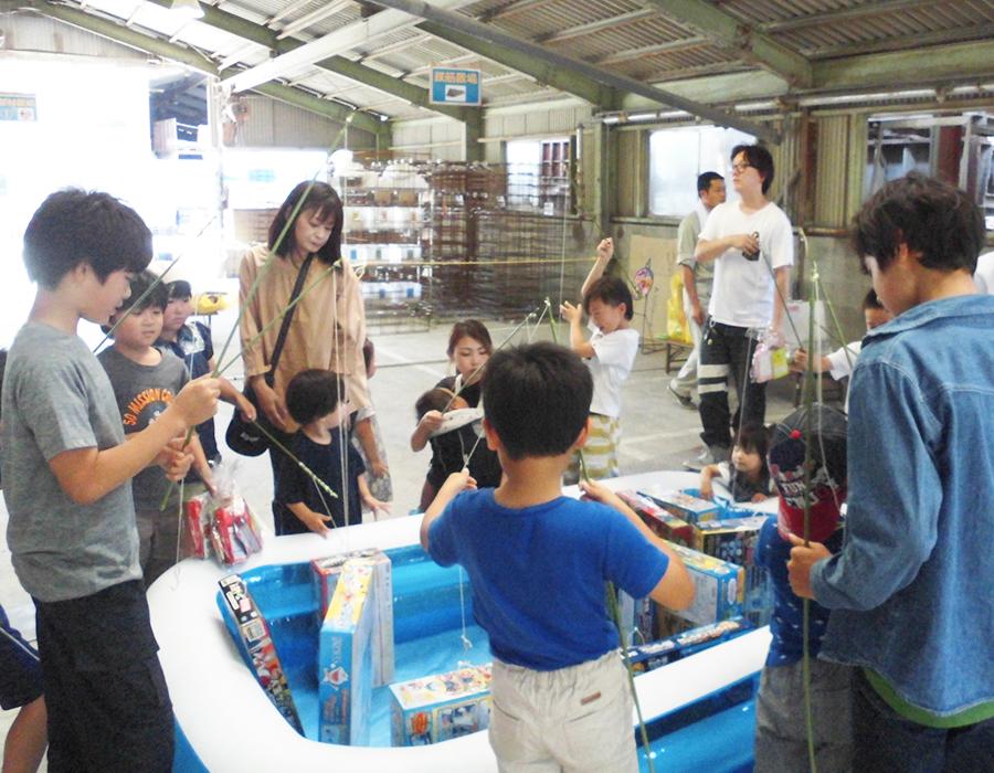 2019-07-06家族会景品釣り2