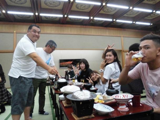 2020-10-08~10-13加賀屋での宴会