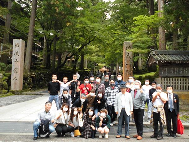 2020-10-08~10-13永平寺