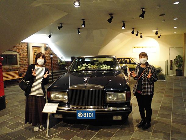 2020-10-08~10-13自動車博物館